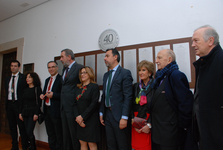 Fallece el ex presidente de la Diputación, Luis Cid Fontán